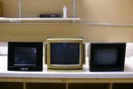 We can retrofit your CRT to an LCD! Ask about it today!